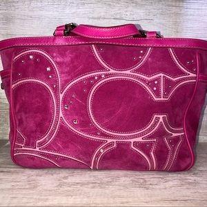 Coach Signature Gallery Tote Bag